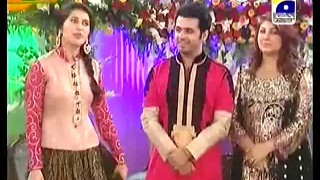 Utho Jago Pakistan (Veena Malik Rukhsati) – 14th May 2014